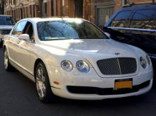 Wedding Bentley NYC