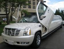 Escalade Limousine in New York