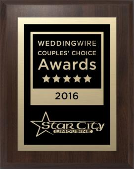New York Wedding Limousine Award