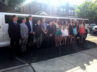 NYC Prom Limousine