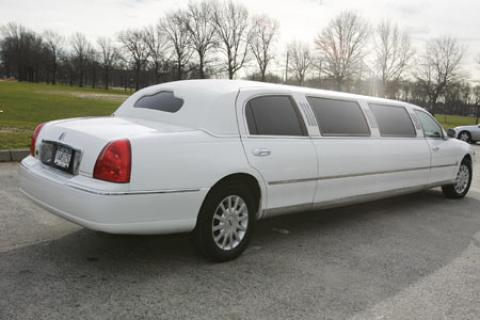 Lincoln Limousine in New York