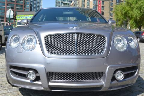 Bentley limousine for wedding