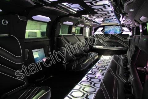 Hummer Jet Limousine in NY