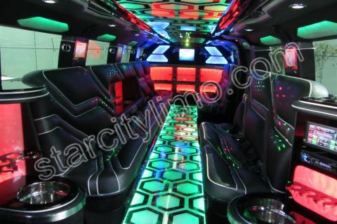 Hummer Jet Limousine in Long Island Weddings