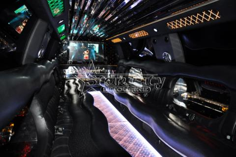 Escalade Limousine in New Jersey