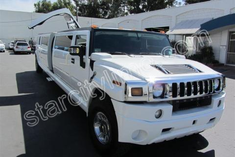 Hummer Jet Limousine in New York