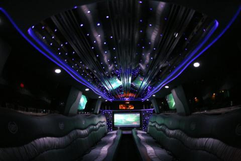 Cadillac Escalade Limo in New Jersey