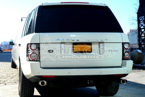 Range Rover Limousine in Long Island